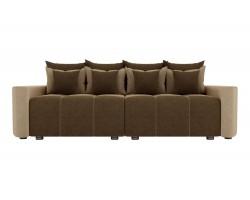 Прямой диван еврокнижка Бристоль