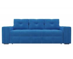 Прямой диван еврокнижка Леос