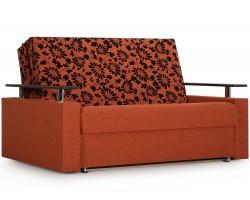 Кресло из вельвета Lotus