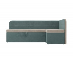 Кухонный угловой диван Форест Правый